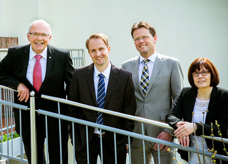 Immobilien Hallabrin - Das Team