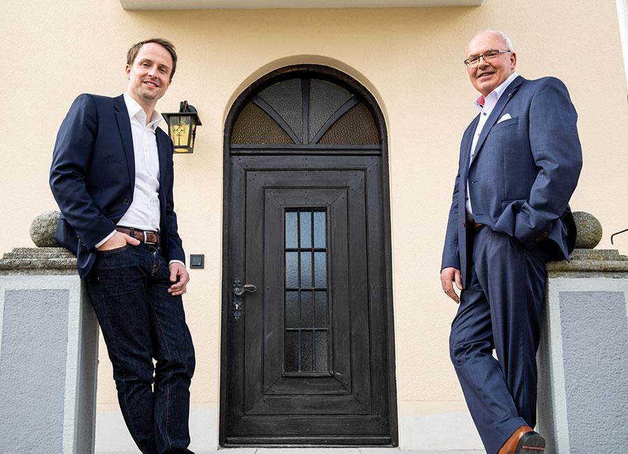 Immobilien Hallabrin - Josef und Robert Hallabrin